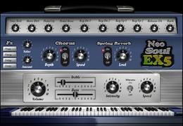 Gospelmusicians Neo-Soul EX5