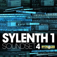 Hy2rogen Sylenth1 Soundset Vol 4
