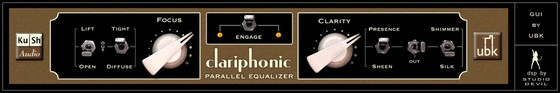 Kush Audio Clariphonic DSP