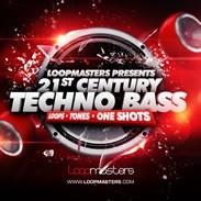 Loopmasters 21st Century Techno Bass
