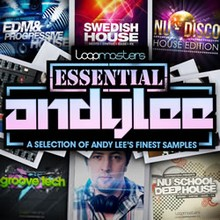 Loopmasters Essential Andy Lee