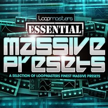 Loopmasters Essential Massive Patches