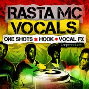 Loopmasters Rasta MC Vocals