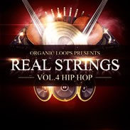 Organic Loops Real Strings Vol 4 Hip Hop