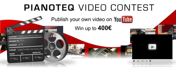 Pianoteq Video Contest