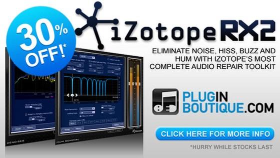 iZotope RX2