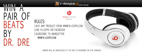 r-loops Beats By Dr. Dre Contest