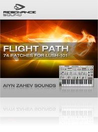 Aiyn Zahev Sounds Flight Path for Lush-101