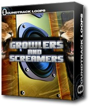 Soundtrack Loops Growlers and Screamers