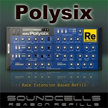 Soundcells PolysixRE ReFill