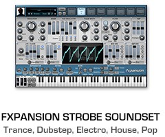 Standalone-Music Strobe Soundset