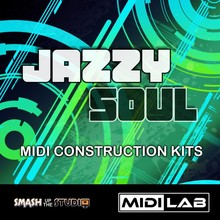 Smash Up The Studio MIDI Lab Jazzy Soul