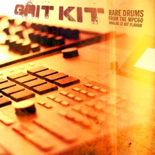 The Drum Sample Broker Grit Kit