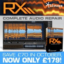 Time+Space iZotope RX2 promo