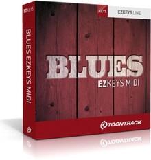 Toontrack Blues EZkeyz MIDI