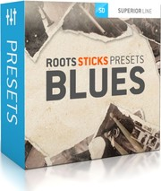 Toontrack Roots Sticks Blues Presets