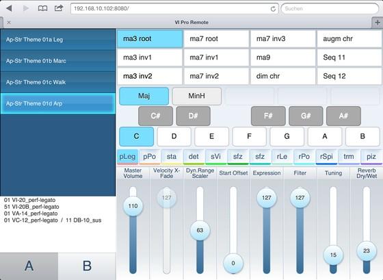 VSL Remote App