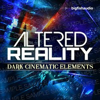 Big Fish Audio Altered Reality Dark Cinematic Elements