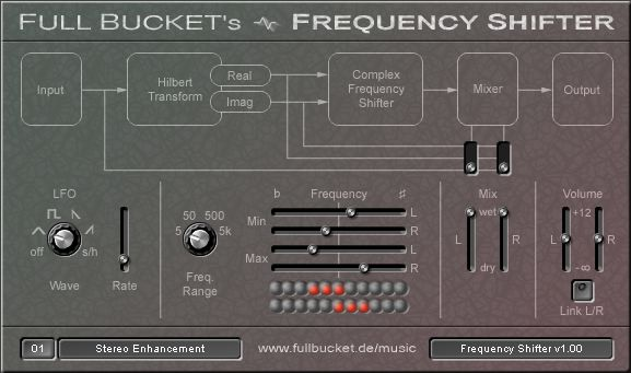 Full Bucket Music Frequency Shifter
