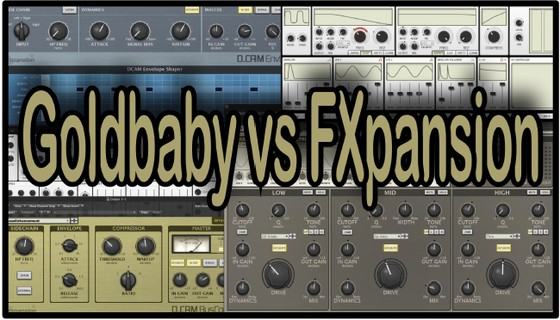 Goldbaby vs FXpansion