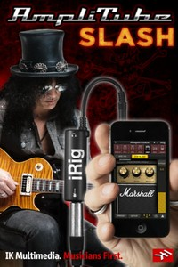 IK Multimedia AmpliTube Slash for iPhone