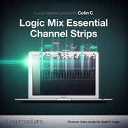 Colin C Mix Essential Channel Strips