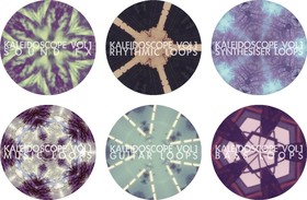 Mark Sargison Kaleidoscope Vol 1