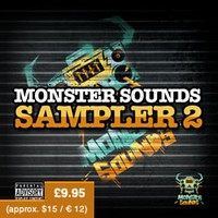 Monster Sounds Label Sampler Vol 2