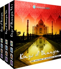 Producer Loops Kings of Bhangra Bundle