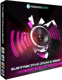 Producer Loops Subtractive Drum &amp; Bass 3