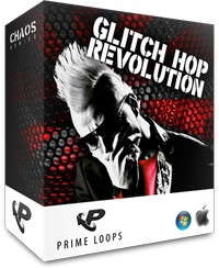 Prime Loops Glitch Hop Revolution