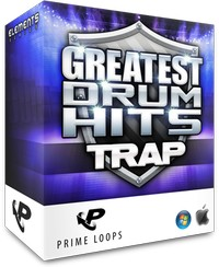Prime Loops Greatest Drum Hits Trap