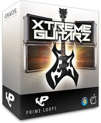 Prime Loops Xtreme Guitars