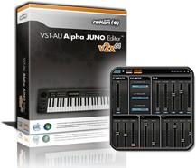reKon audio VST-AU Alpha JUNO Editor