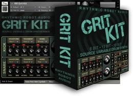 Rhythmic Robot Grit Kit
