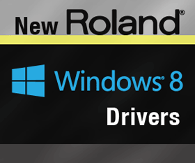 Roland Windows 8