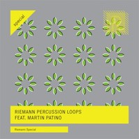 Riemann Percussion Loops feat. Martin Patino