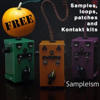 Sampleism October 2012 Freebie