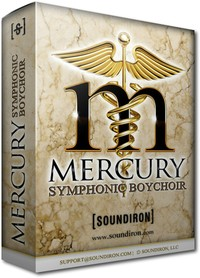 Soundiron Mercury Symphonic Boychoir