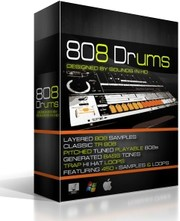 Sounds In HD 808 Drums