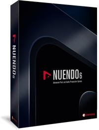 Steinberg Nuendo 6