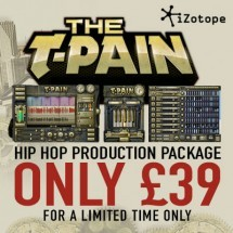 iZotope T-Pain Hip Hop Production Package