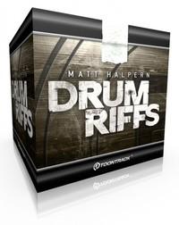Toontrack Drum Riffs MIDI