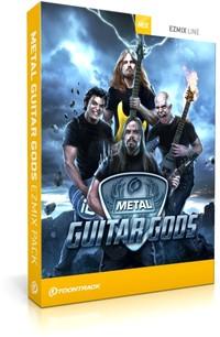 Toontrack Metal Guitar Gods EZmix Pack