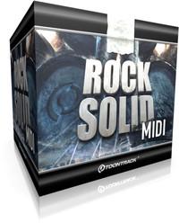Toontrack Rock Solid MIDI