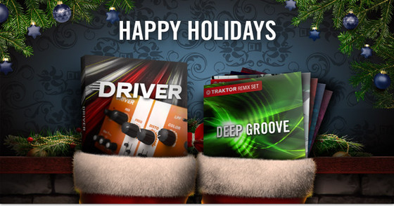 Native Instruments Driver and Remix Sets