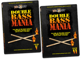Beta Monkey Double Bass Mania Special