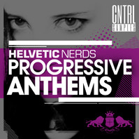 CNTRL Samples Helvetic Nerds Progressive Anthems