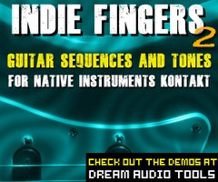 Dream Audio Tools Indie Fingers 2 The Neck