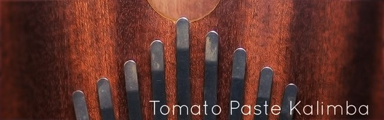 Embertone Tomato Paste Kalimba